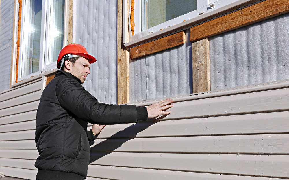 Shed Water Like An Iguana With Calgary Siding Repair