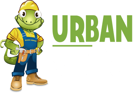 Urban Siding logo - siding companies calgary